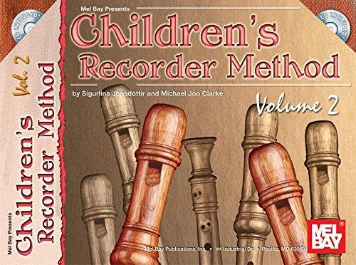 Children's Recorder Method, Volume 2