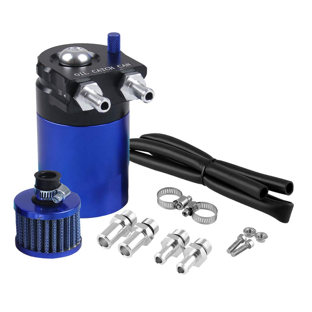 Homyl Car Oil Tank Tank With Filter Engine Replacement For Auto