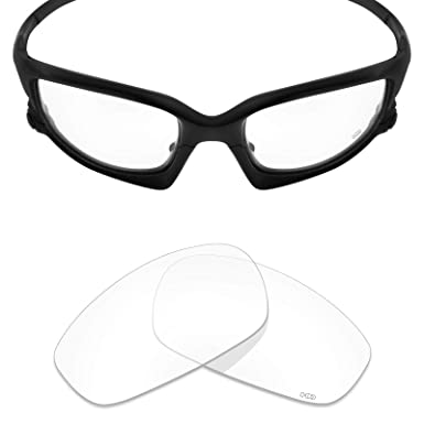 8ab092e0014c9 Mryok+ Polarized Replacement Lenses for Oakley Split Jacket - HD Clear