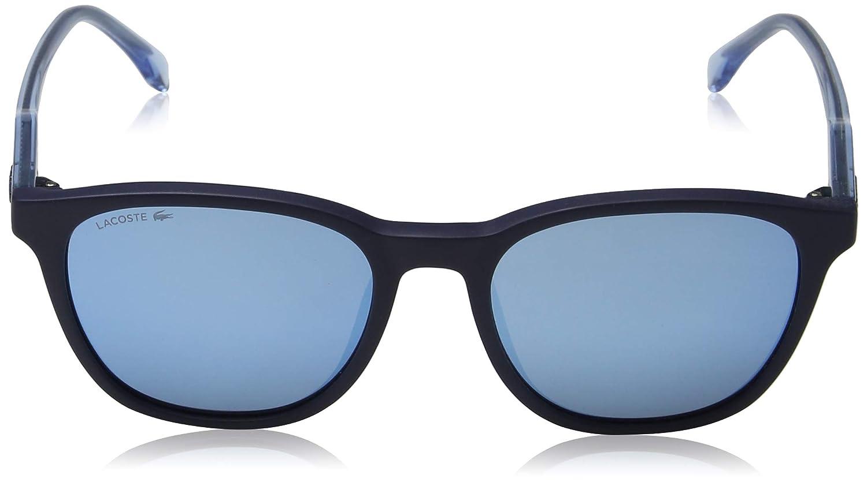 3f05192b2 LACOSTE Women's L864S 424 53 Sunglasses, Matte Bluee: Amazon.ae