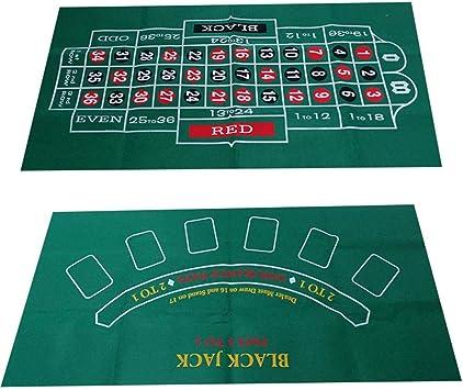 Lailongp - Juego de mesa y ruleta rusa de doble cara: Amazon.es ...