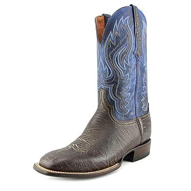 Since 1883 Men's Miller W Toe Western Boot