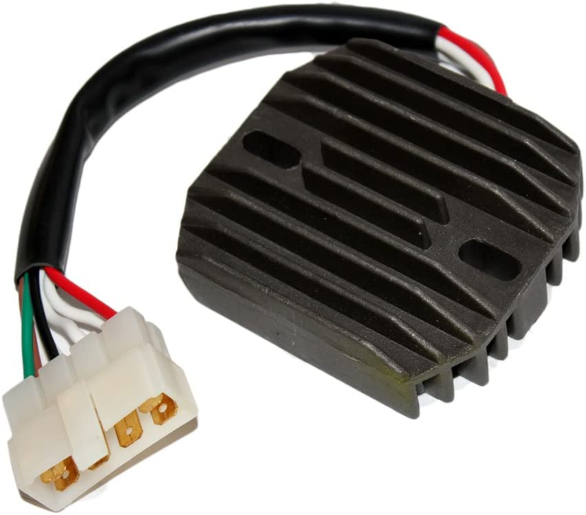 Caltric Regulator Rectifier Compatible With Yamaha Xs400 Xs650 Fj600 1978-1985 Motorcycle New