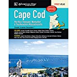 Cape Cod, Martha s Vineyard, Nantucket & Southeastern Massachusetts Street Atlas