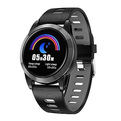 VECDY Smartwatch, Actividad de Ritmo Cardíaco Contador de ...