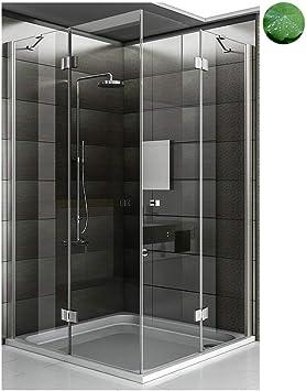 Diseño ducha – 120 x 120 x 195 – Cabina de ducha con antical ...