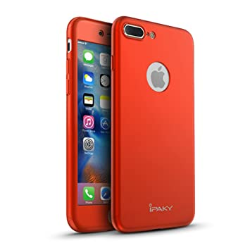 iphone 7 plus carcasa roja