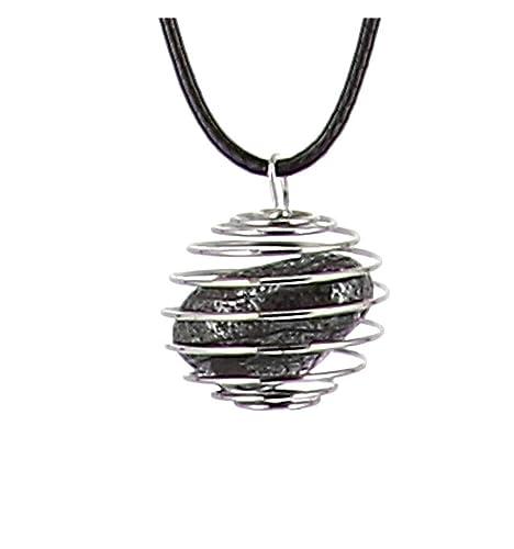 Axstore Market - Collar Piedra Natural D Hematita con Colgante ...