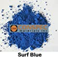 Conspec 2-oz SURF BLUE Powdered Color for Concrete, Cement, Mortar, Grout, Plaster