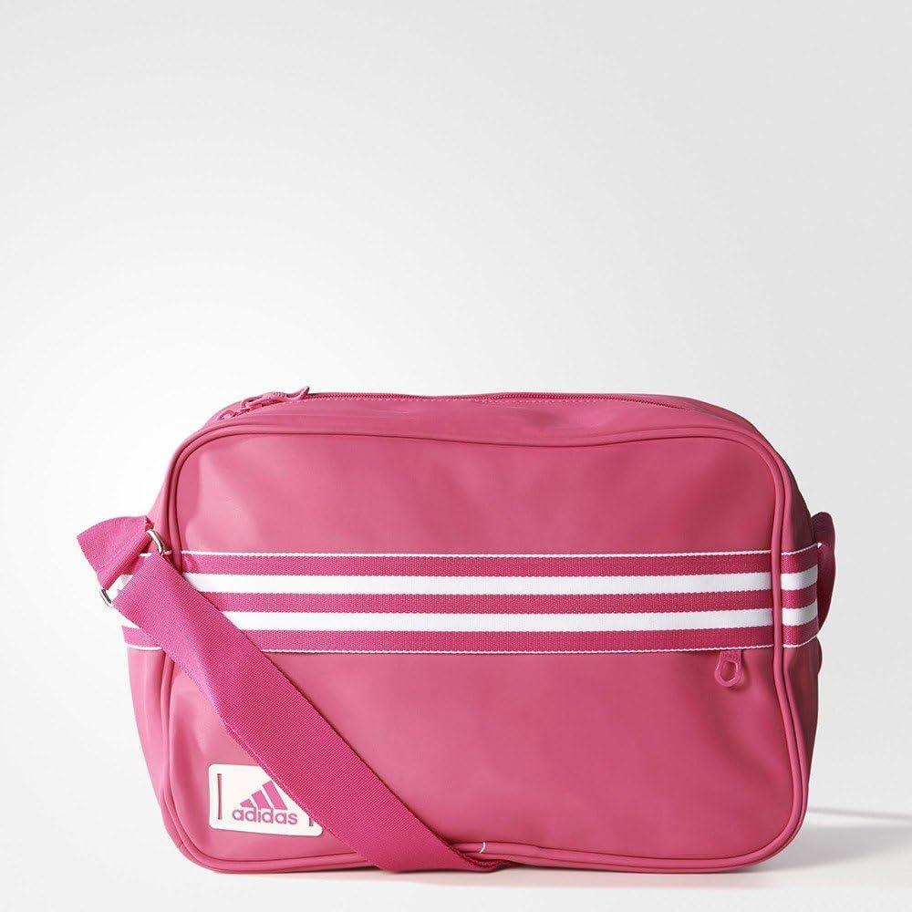 Requisitos Desalentar Aumentar  Adidas- Enamel Bolso unisex, color rosa, talla S: Amazon.es: Zapatos y  complementos