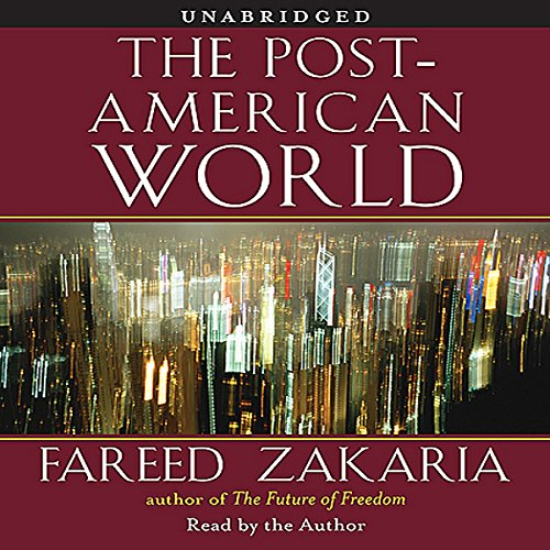 The Post-American World Audiobook [Free Download by Trial] thumbnail