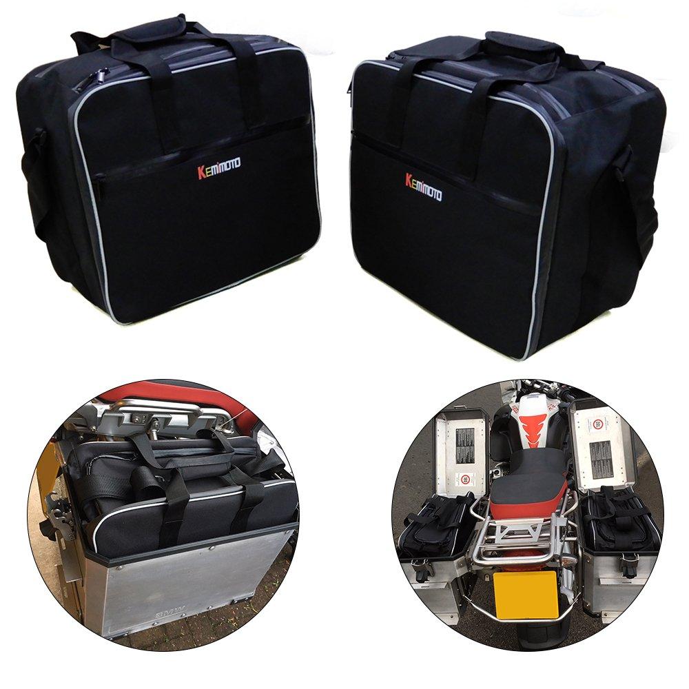 Sac intérieur pour valises latérales BMW Moto pour r1200gsa water-cooled r1200gS F800GS Adventure 2013–2017PVC Luggage Bags