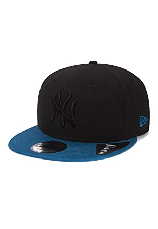 5272080f5 New Era Diamond Era Essential 9Fifty Cap ~ New York Yankees: Amazon.co.uk:  Clothing