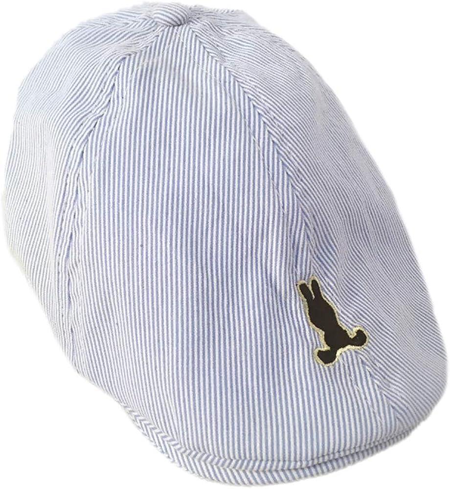 Wimagic - Gorro de algodón para niños y niñas, diseño de Rayas ...