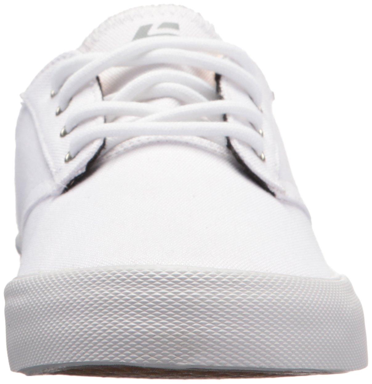 Etnies Women's Jameson Vulc LS W's Skate Shoe B074PWR6QG 6 B(M) US|White