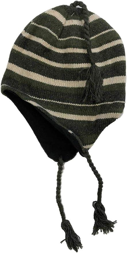 Igloos Mens Wool Blend Trapper Hat