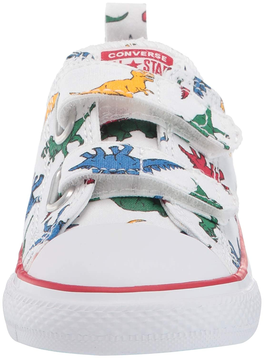 Amazon.com | Converse Kids Infants Chuck Taylor All Star Dinoverse 2v Low Top Sneaker | Sneakers