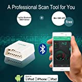 Bluetooth Car Diagnostic Scanner OBD2 OBDII Code