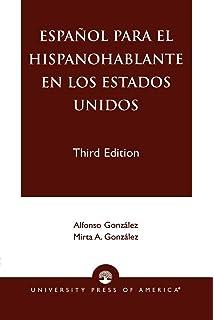 Espanol Para el Hispanohablante en los Estados Unidos