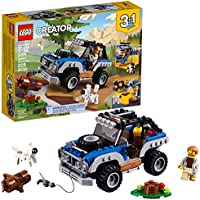 LEGO Creator 3in1 Outback Adventures Building Kit (225 Piece)