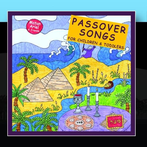 "Price comparison product image Passover Songs â"" Songs in Hebrew for Children & Toddlers"