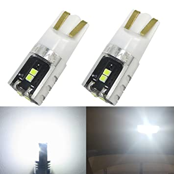 WLJH T10 LED luz bombilla 168 194 versión más reciente LG seúl CSP Chips LED bombillas