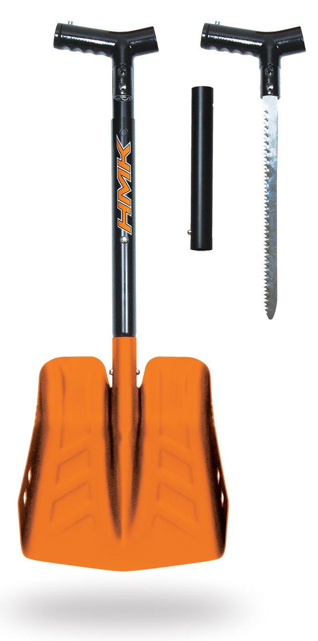 HMK HM3SHOVELMO Orange Matrix Shovel