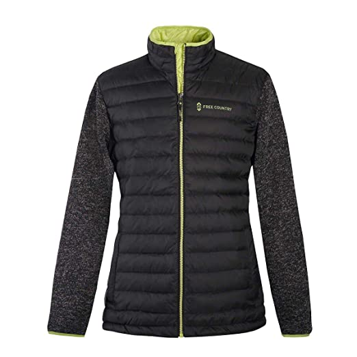 8391c71ce39a Amazon.com  Free Country Boys Hybrid Jacket (L