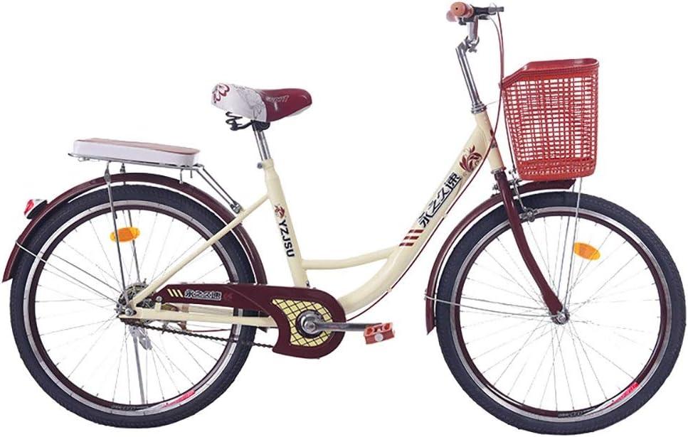 MLSH Bicicletas for Mujeres de 24