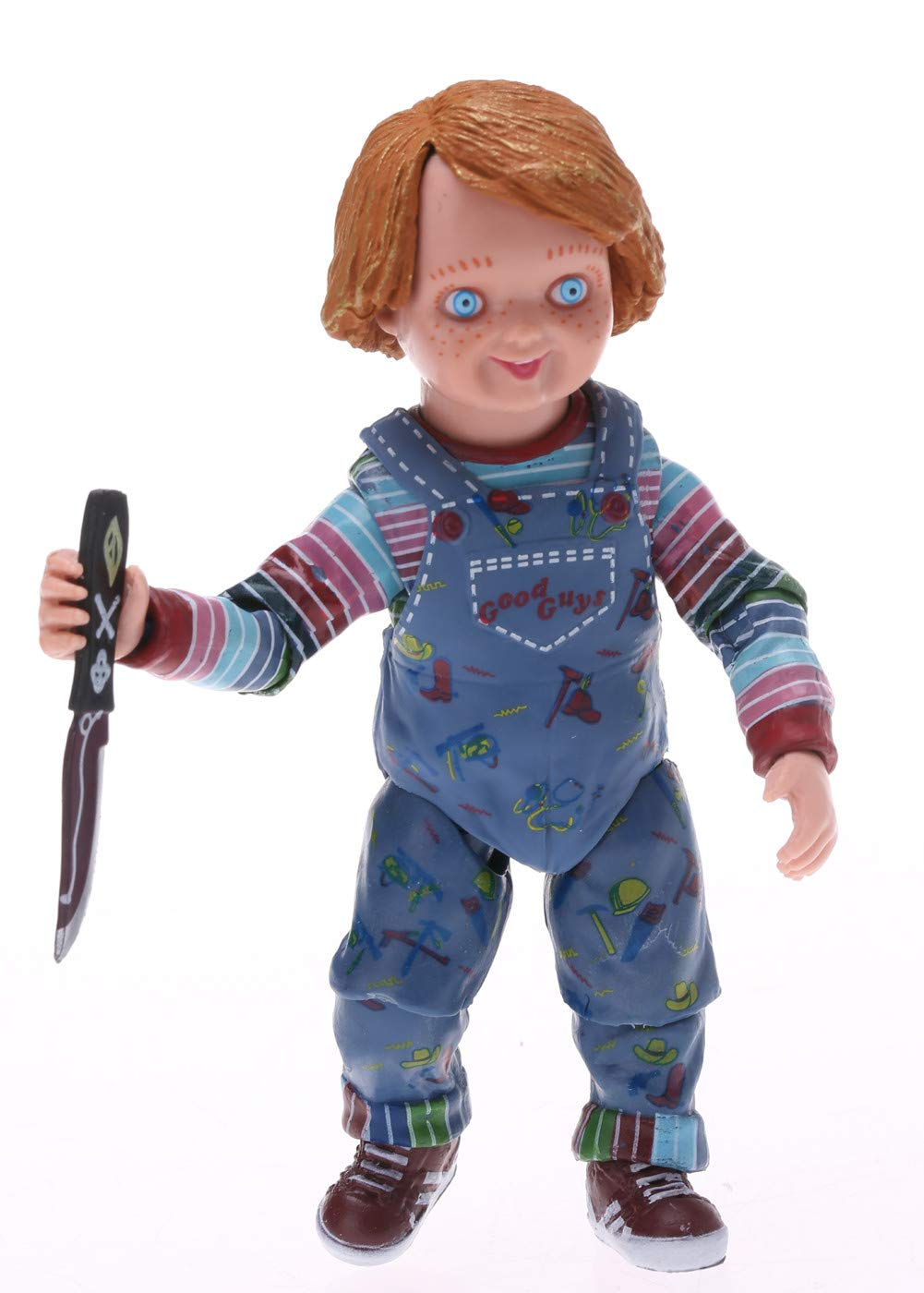 PVC 4 BODAN NECA Action Figure Chucky(Chuckie) Action Figure Doll Statues Model Horror Collection Gifts