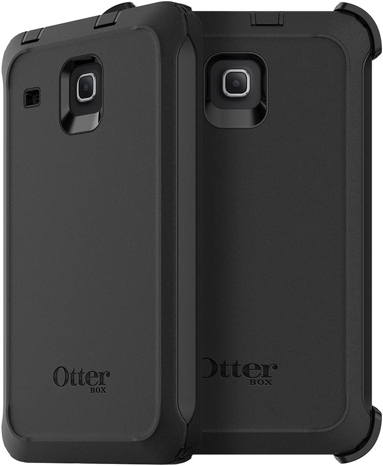 OtterBox DEFENDER SERIES Case for Samsung Galaxy TAB E (8.0) - Retail Packaging - BLACK