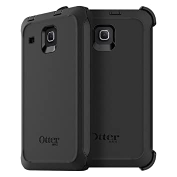 new arrivals f1a45 7d079 OtterBox DEFENDER SERIES Case for Samsung Galaxy TAB E (8.0) - Retail  Packaging - BLACK