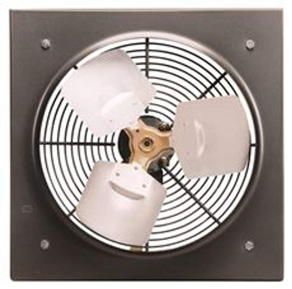 Fantech 2VLD1221 Series Enclosed Sleeve Bearing Motor Width 21, Height 12, Depth 21, USA, 100% Speed controllable, Heavy Duty Fan Guard, 845 CFM, Aluminum Blades, Enclosed Sleeve Bearing Motor
