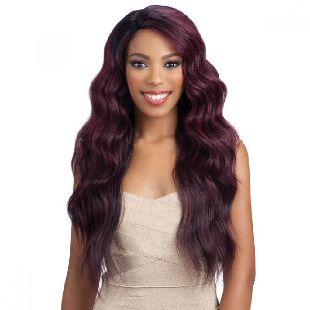 Model Model Deep Invisible L-Part Wig Jazzy