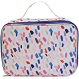 Confetti Sprinkles Water Resistant Soft Cooler Insulated Lunch Bag Tote