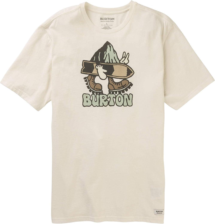 Burton Mens Lorid Short Sleeve Tee