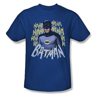 Amazon.com: Batman TV Series - Men's T-shirt Theme Song: Novelty T ...