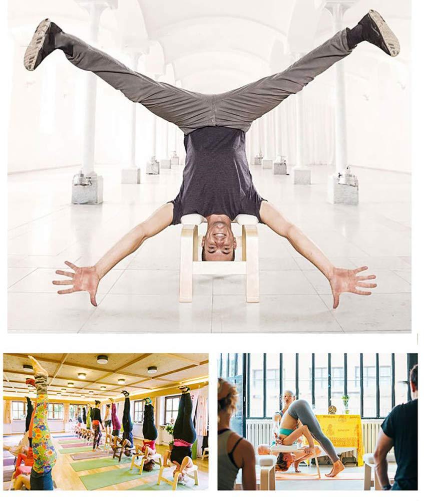 YPSMLYY Equipo De Gimnasia Yoga Taburete Invertido Silla De ...