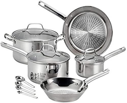 T-fal Pro E760SC Performa Stainless Steel Cookware Set