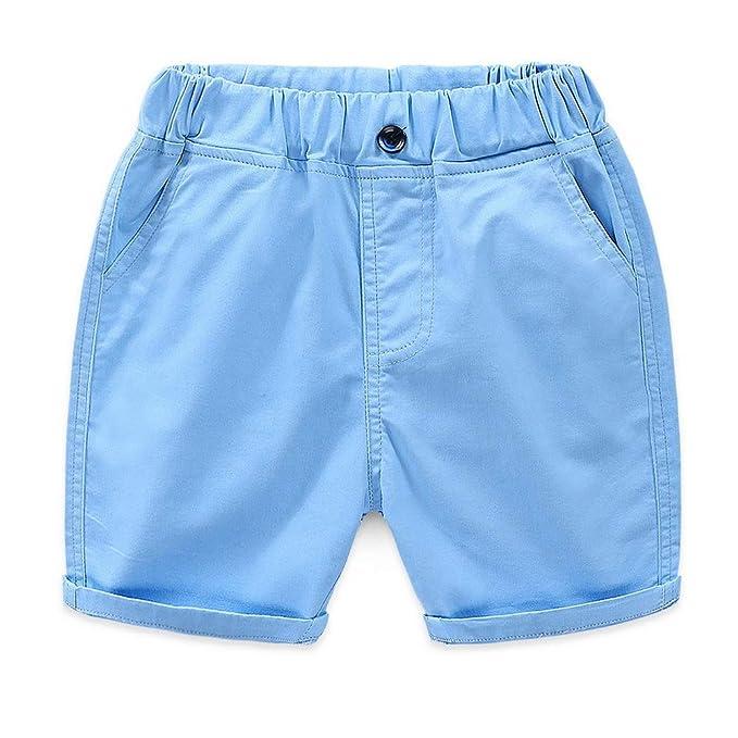 Para Algodón Casuales Pantalón Corto Bebés Araus Pantalones De TZOXiPuk