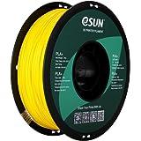 eSUN PLA PRO (PLA+) 3D Printer Filament, Dimensional Accuracy +/- 0.03 mm, 1 kg Spool, 1.75 mm, Yellow