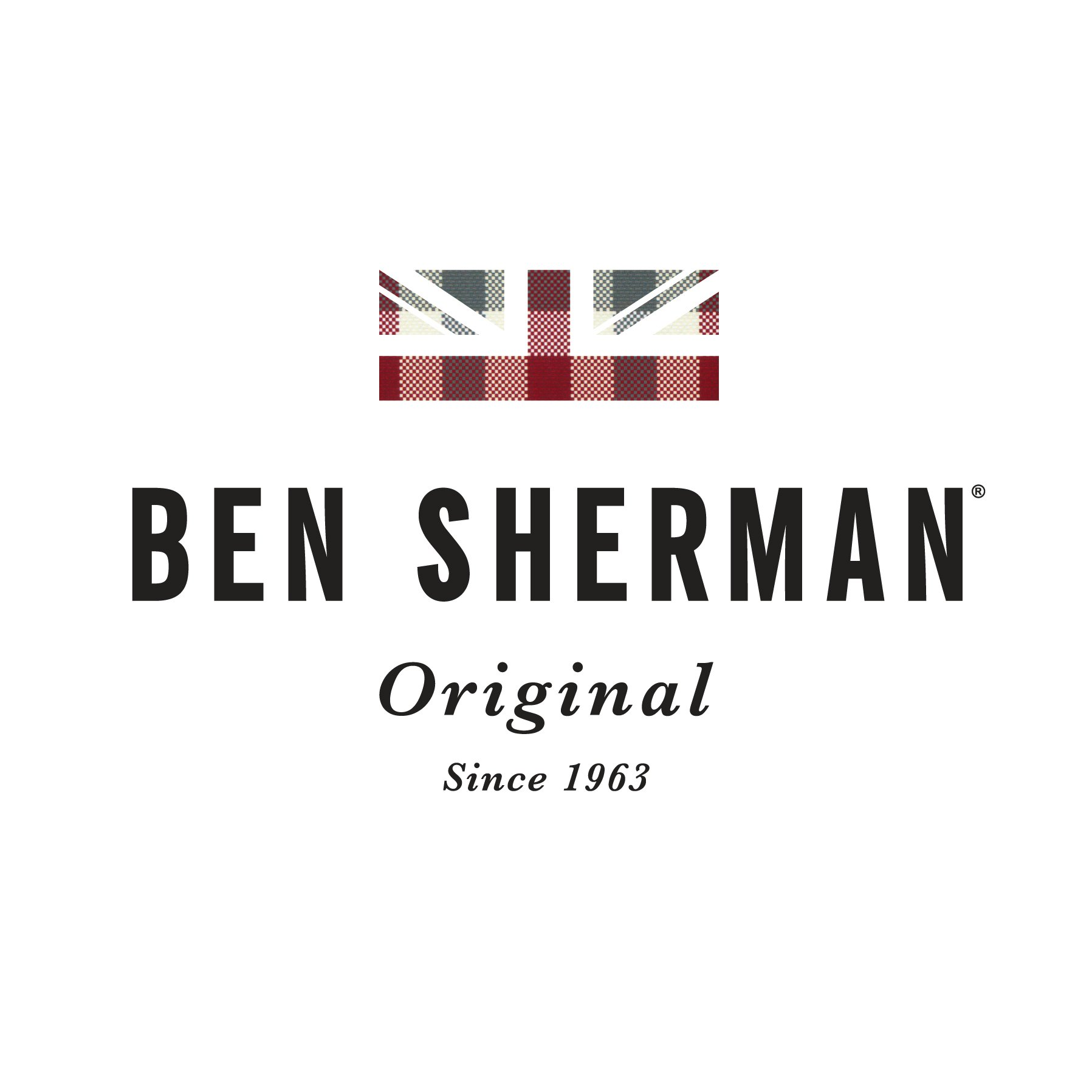 Ben Sherman Boys Long Sleeve Shirt Tie Set, White Plaid, Size 5' by Ben Sherman (Image #5)