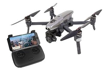 Walkera 15001000 Vitus Portable cuadricóptero RTF - FPV de dron ...