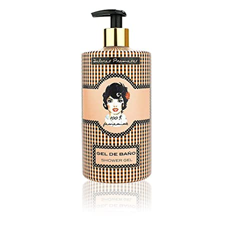 Dolores Promesas 100% Femenina Gel de Baño - 750 ml