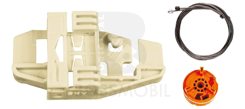 Trasero izquierdo JM0//1/_ kit de reparaci/ón de elevalunas el/éctricos GRAND SC/ÉNIC 2 II Bossmobil SC/ÉNIC 2 II JM0//1/_