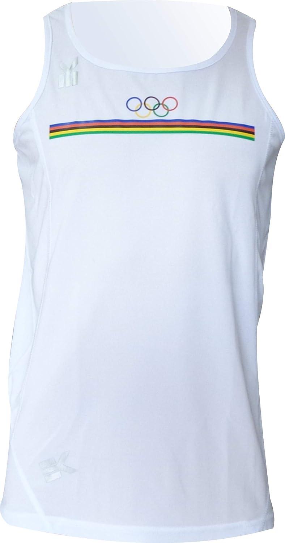 Ekeko Camiseta OLIMPICA Vintage, Camiseta Vintage Escudo OLIMPICO ...
