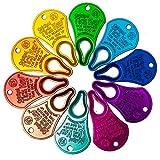 Assoterd Colors, Tick Key Remover