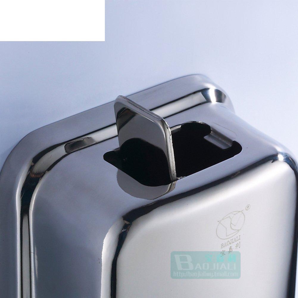 WXT YUE Acero inoxidable dispensador de jabón/Hoteles baño soap-box/ jabón líquido de pared-A: Amazon.es: Bricolaje y herramientas