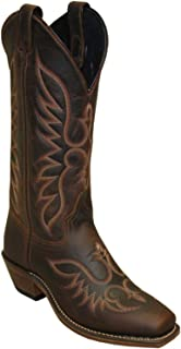 product image for Abilene Women's Cowhide Western Boot Square Toe