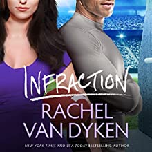 Infraction: Players Game, Book 2 Audiobook by Rachel Van Dyken Narrated by Jeremy York, Carly Robins, Sebastian York